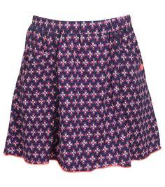 aa39e6308411d3 Moodstreet - Moodstreet korte rok met brede elastische boord en tunnelkoord  in een katoenen sweatstof met polyester. Deze rok van he…