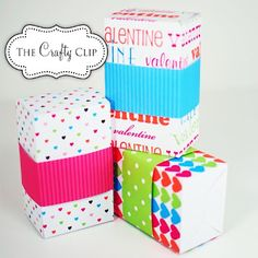 Free Download Cute Printables Template: Boxes