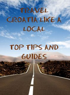 Travel Croatia tips and guides - Chasing the Donkey