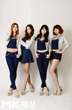 Girl's Day - Don't Forget Me era   #GirlsDay #Sojin #Minah #Hyeri #Yura #Jihae #Kpop