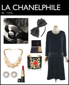 Coco Chanel Halloween Costume