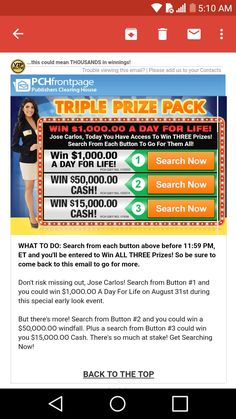 I jcg claim vip elite triple prize pack notice! Helping Other People, Helping Others, Instant Win Sweepstakes, Win For Life, Lottery Winner, Publisher Clearing House, Winning Numbers, Cash Prize, Vip