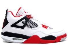 Fav Jordan shoes of all time ---> Air Jordan IV 'Fire Red'