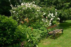 lieblingsplätze in romantischen gärten   Mit etwas Phantasie lässt sich auch im kleinsten Garten ein schönes ...