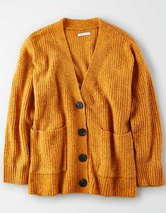 Shop Sweaters & Cardigans for Women at American Eagle. Layer your way in women's sweaters and cardigans, and stay cozy during fall and winter with new sweaters! Ribbed Cardigan, Oversized Cardigan, Cropped Cardigan, Long Cardigan, Sweater Tank Top, Sweater Shop, American Eagle Outfitters, Mens Outfitters, Cardigans For Women