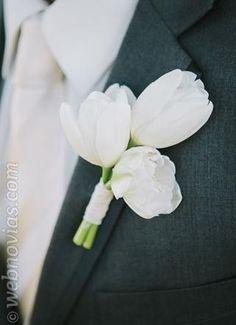 bodas con tulipanes   www.webnovias.com/blog