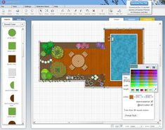Plan Your Garden With These Free Online Planning Tools: Online Garden Planner at SmallBluePrinter.com