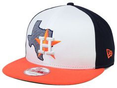 36df988e6c7 Houston Astros New Era MLB Bun B Collection 9FIFTY Snapback Cap Hats Bun B