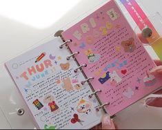 Bullet Journal Agenda, Bullet Journal Aesthetic, Bullet Journal Writing, Bullet Journal Spread, Bullet Journal Ideas Pages, Bullet Journal Inspiration, Journal Pages, Cute Journals, Cute Stationery