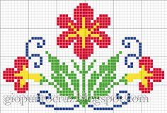 48 New Ideas For Knitting Mittens Chart Tapestry Crochet Kawaii Cross Stitch, Small Cross Stitch, Cross Stitch Borders, Cross Stitch Rose, Cross Stitch Alphabet, Cross Stitch Samplers, Cross Stitch Flowers, Counted Cross Stitch Patterns, Cross Stitch Designs