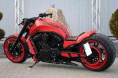 V Road Muscle Harley Davidson 00182