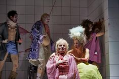 The Imaginary Invalid Theater, 21st Birthday, Costume Design, Harajuku, Berlin, Mandala, Entertaining, Party, Modern