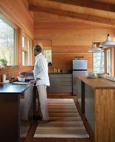 Cozinha Casa de Campo no Canadá | CASA TRÈS CHIC