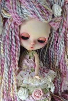 Candy-ish hair <3 love it!