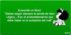 Ay, Mafalda...