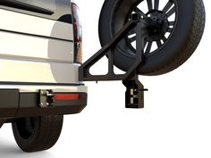 Front Runner Spare Wheel Carrier / Land Rover Discovery LR3 & LR4 | Storage…