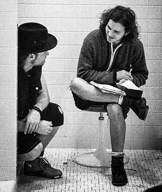 Jeff Ament & Eddie Vedder | Pearl Jam