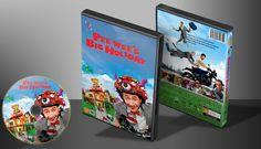 Pee-wee's Big Holiday - Capa | VITRINE - Galeria De Capas - Designer Covers Custom | Capas & Labels Customizados