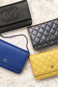 b3d9ed3cac2c chanel bag Gucci Wallet On Chain, Chanel Purse, Chanel Woc, Chanel Caviar,