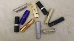 benieuwd naar mijn lipstickstash? neem dan snel een kijkje op aboutsbstyle.com