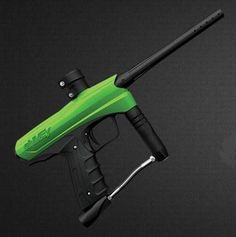 eNMEy 50 Caliber Paintball Gun Freak Green