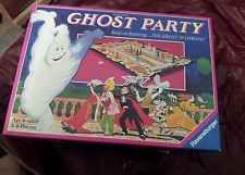 Vintage GHOST PARTY Board Game Ravensburger 1992 Halloween Family Fun COMPLETE!