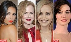 FEMAIL enlists the help of three make-up artists to share their foolproof guide to choosing a lipstick hue to perfectly complement your hair, skin and eye colour.
