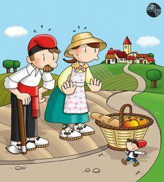 En Patufet Conte, Fairy Tales, Clipart, Luigi, Fictional Characters, School, Self, Fairytail, Short Stories