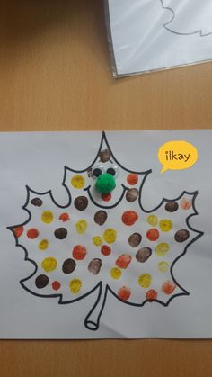 fall crafts for kids preschool Fall Crafts For Toddlers, Easy Fall Crafts, Halloween Crafts For Kids, Thanksgiving Crafts, Spring Crafts, Fall Preschool, Preschool Crafts, Toddler Art, Toddler Crafts