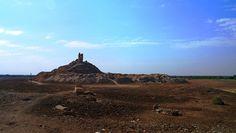 Nimrud, Iraque: uma das cidades mais antigas da região, abrigo de estátuas monumentais e joias, foi saqueada após a invasão do Iraque em 2003.
