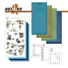 Dot and Do 31 - Voorjaarsbloemen
