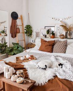 Room Design Bedroom, Room Ideas Bedroom, Home Decor Bedroom, Bohemian Bedroom Decor, Boho Living Room, Modern Boho Master Bedroom, My New Room, Room Inspiration, Decoration