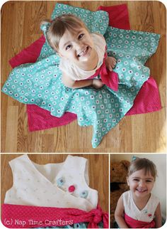 Nap Time Crafters: Tutorial: Pixie Dust Dress #girl