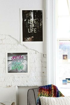 Zach Terrell Live The Life Art Print #urbanoutfitters