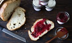 Plum-Vanilla-Thyme Jam - Eat Boutique - Food Gift Love
