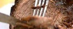 Churrasco de picanha na panela de pressão