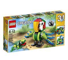 LEGO 31031 Creator Rainforest Animals