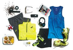 "Ironman European champion Jan Frodeno (aka ""Frodissimo"") shares a glimpse into his race travel bag."