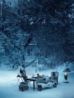 ikeasverige: IKEA Sverige – Hej vinterland!