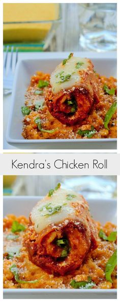 Kendra's Chicken Roll - Click the link for the best chicken dinner you will ever make! http://www.packmomma.com/kendras-chicken/