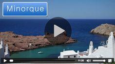 Vidéo d'information touristique sur Minorque : informations de voyage, histoire, carte et lieux d'intérêt pour vos vacances à Minorque.