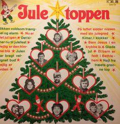 Juletoppen. Ulla bach synger en enkelt sang