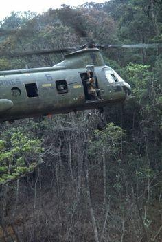Vertol CH-46 Sea Knight (Frog) #VietnamWarMemories