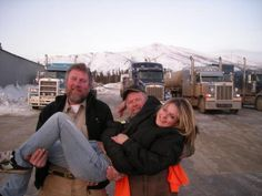 Lisa Ice Road Truckers Accident | Source from Lisa Official Web and History Channel and Wikipedia