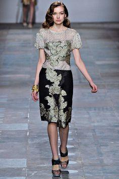 Michael van der Ham   Fall 2012 Ready-to-Wear Collection   Vogue Runway