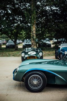 Driving Aston Martin DB3S/10 Through The English Countryside • Petrolicious