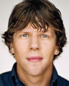 Smug Indifference - Jesse Eisenberg - photo by Martin Schoeller -