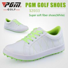 a0c6fefd4ea 2018 PGM Golf ladies  shoes golf Waterproof Sneakers Diamond Lattice shoes  for women Summer Breathable