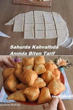 Albanian Recipes, Turkish Recipes, Ethnic Recipes, Cake Recipes, Breakfast Recipes, Bakery, Food Porn, Brunch, Food And Drink