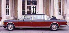Rolls-Royce Silver Spirit, 89/91,#SCAZS00KCH26441  Hooper State Landaulette
